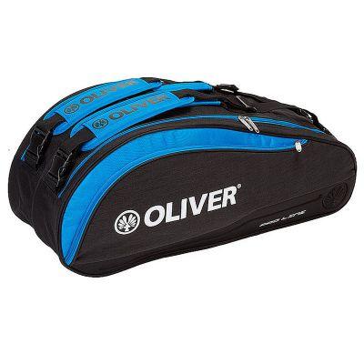 Oliver Racketbag Top Pro zwart-blauw