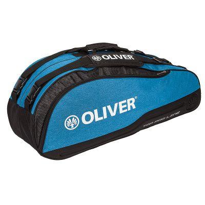Oliver Racketbag Top Pro blauw-zwart
