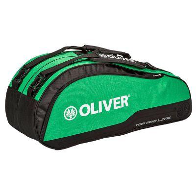 Oliver Racketbag Top Pro groen-zwart